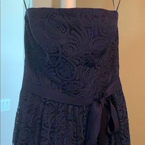 Trina Turk size 6 strapless dress